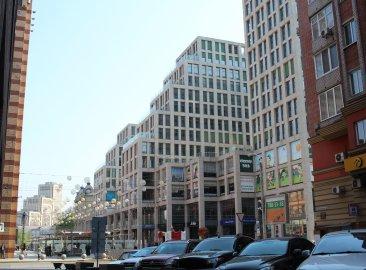 Многофункциональный комплекс «Cascade Plaza» (торговый центр, офисные помещения, апартаменты