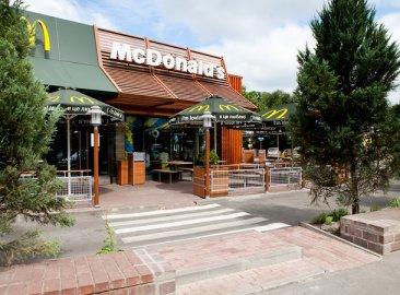 Сеть ресторанов быстрого питания «Макдональдс»