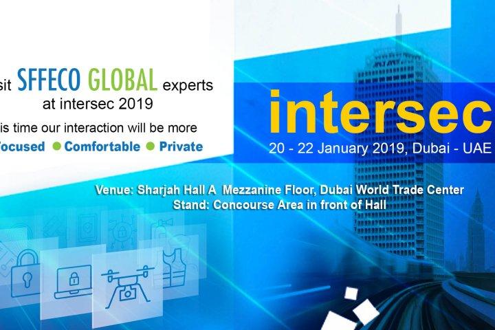"""Группа компаний """"0112.group"""" посетила выставку INTERSEC 2019 в ОАЭ"""